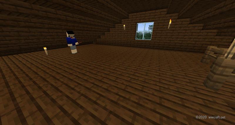中間報告の屋根裏部屋