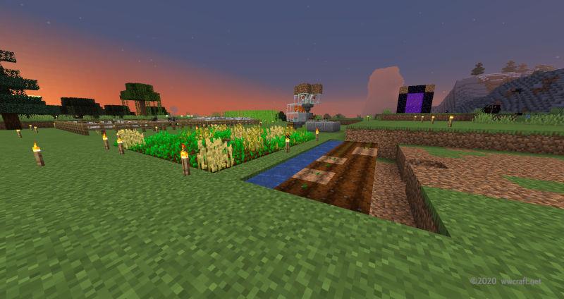 間違えたカボチャ畑を作るベリー