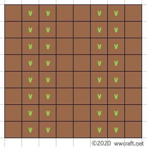 カボチャの植え方②