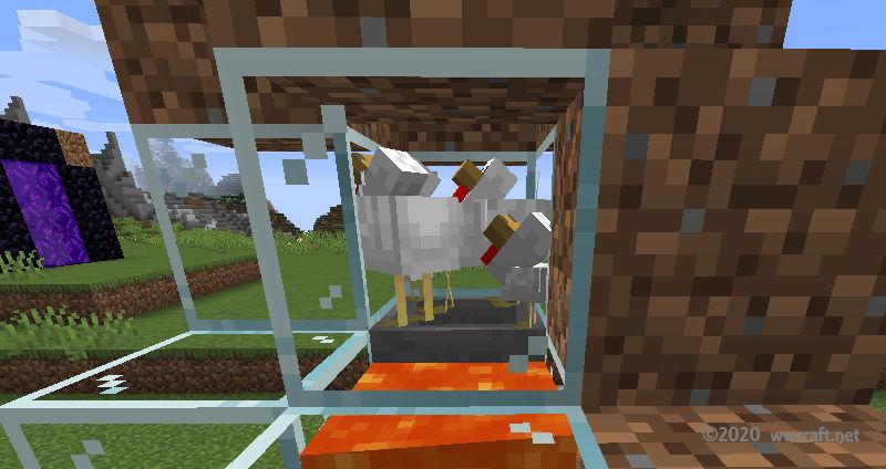 焼き鳥自動製造機を作った日の養鶏マス