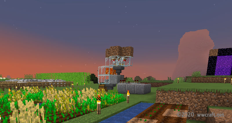 ベリーがカボチャを植えた日の養鶏マス
