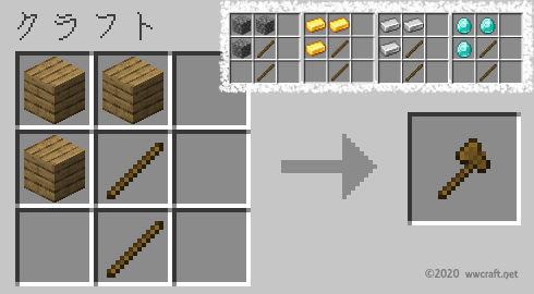 斧の作り方