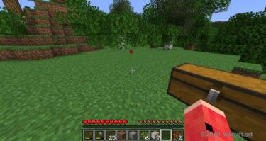 【ベリー'sマイクラ】一日目の夜を無事に過ごすために、ひたすら木を切り、木炭を作ります。