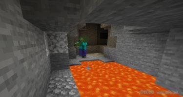 【ベリー'sマイクラ18】ブランチマイニングと、初めての洞窟で死んでしまった話