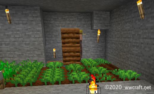 村人の最初の増殖