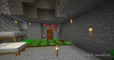 【ベリー'sマイクラ14】新しい村で、村人が初めて子供を生みました。